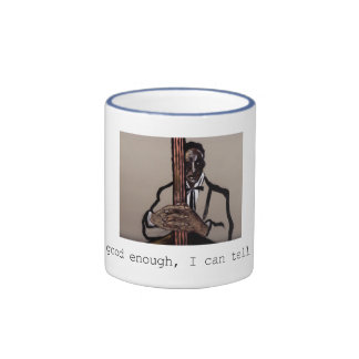 base man.jpg, I'm good enough and I can tell you. Ringer Mug