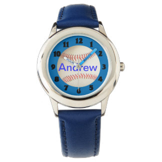 BASEBALL ADD NAME -WATCH WATCH