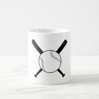 Baseball And Bats Mug