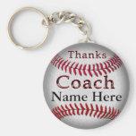 Baseball and Softball Gifts Under $5.00 Basic Round Button Key Ring
