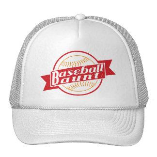 Baseball Aunt Cap