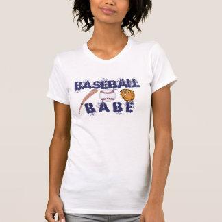 Baseball Babe AA Ladies Short Sleeve Tee