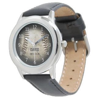Baseball Ball | Cool Gifts Watches