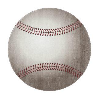 Baseball (ball) cutting board