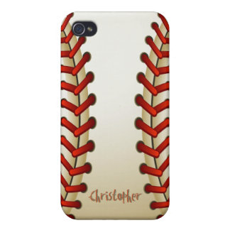 Baseball Ball Iphone 4 Case