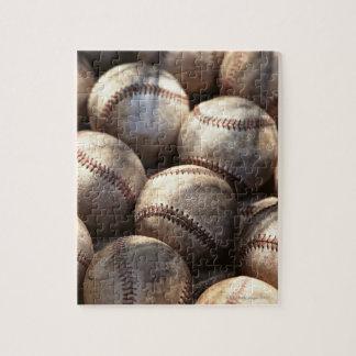 Baseball Ball Jigsaw Puzzle