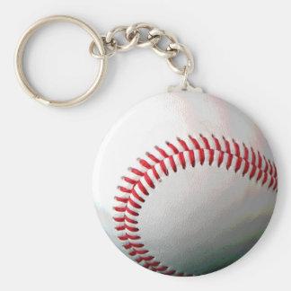 Baseball Ball Key Ring