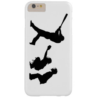 Baseball Barely There iPhone 6 Plus Case
