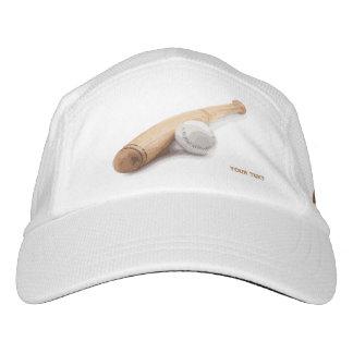 Baseball bat hat