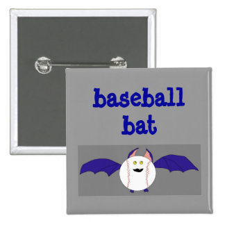 Baseball Bat pin