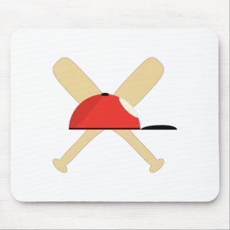 Baseball Bats Mousepad