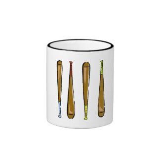 Baseball Bats Mug