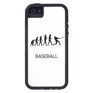 Baseball Batter Evolution iPhone 5 Case