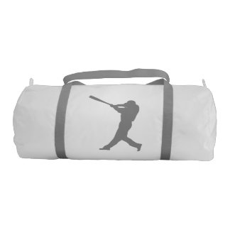 Baseball Batter Gym Bag
