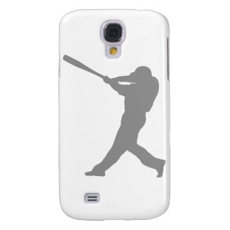 Baseball Batter Samsung Galaxy S4 Cases