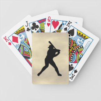 Baseball Batter Up Bicycle Playing Cards