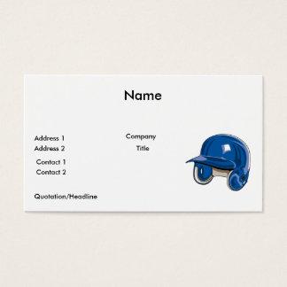 baseball batters helmet blue