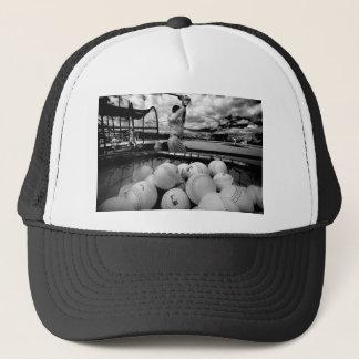 Baseball Batting Practice Trucker Hat
