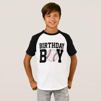 Baseball Birthday Shirt, Boys Birthday Shirt