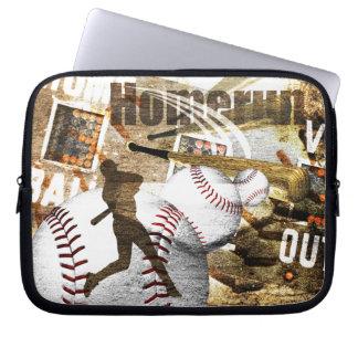 Baseball Bottom of the 9th Laptop Sleeve