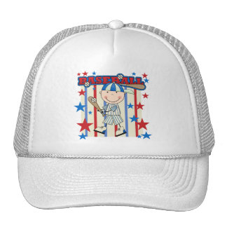 BASEBALL Boy Up at Bat T-shirts and Gifts Cap