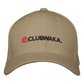 Baseball Cap - CLUBWAKA Wordmark