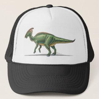 Baseball Cap Parasaurolophus Dinosaur