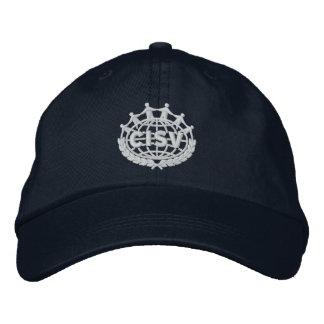 Baseball cap with CISV logo (modern)