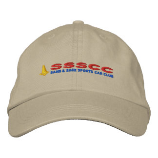 Baseball caps: SSSCC Logo Embroidered Hat