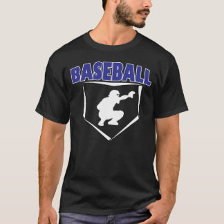 Baseball catchers Graphic T-shirt