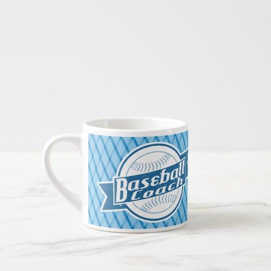 Baseball Coach Mug Cup