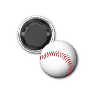 Baseball Custom 3 Cm Round Magnet