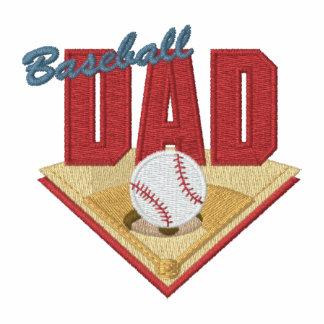 Baseball Dad Polo Shirt
