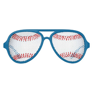 Baseball Design Photo Sunglasses Shades