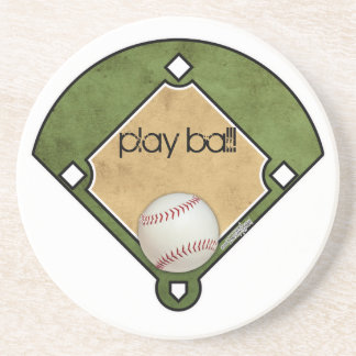 Baseball Diamond - Coaster
