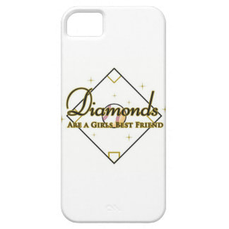 Baseball Diamonds; a girls best friend. iPhone 5 Covers