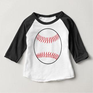 Baseball Drawing Baby T-Shirt