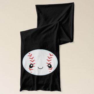Baseball Emojis Scarf