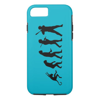 Baseball Evolution - Funny iPhone 7 Cases