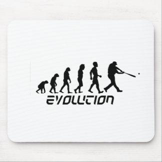 Baseball Evolution Mouse Pads