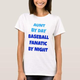 Baseball Fanatic Aunt T-Shirt