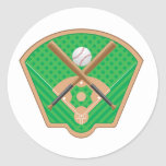 Baseball Field Stickers
