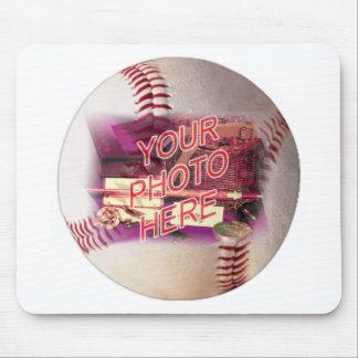Baseball Frame Mouse Pad