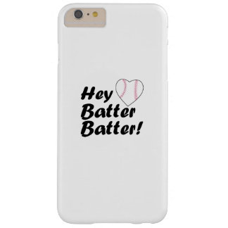 Baseball Gift  Hey batter batter Barely There iPhone 6 Plus Case