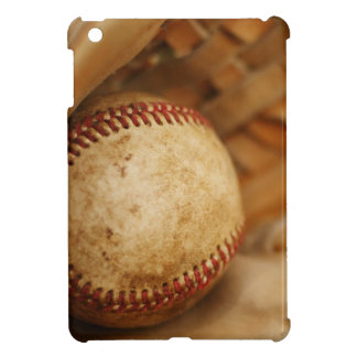 Baseball Glove and Ball iPad Mini Case