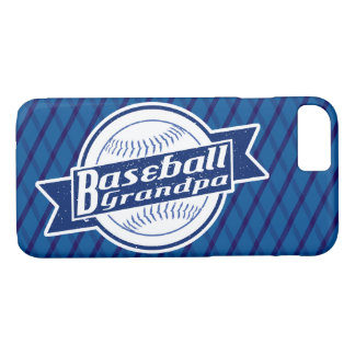 Baseball Grandpa Phone Case