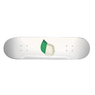 Baseball Hat Skate Board