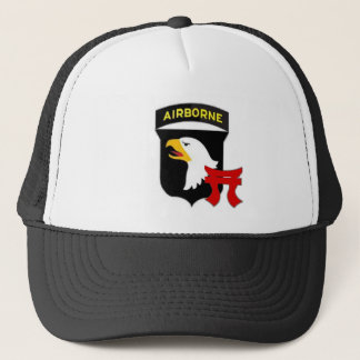 Baseball Hat With 101st Airborne and Torri