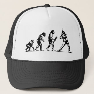Baseball Hitter Trucker Hat