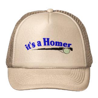 Baseball Home Run Hats